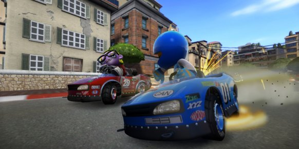 Analisis ModNation Racers - PS3