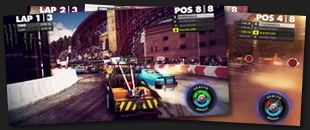 Juegos - Dirt Showdown
